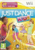 Just Dance Kids Wii Front Cover