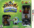 Skylanders: Swap Force Nintendo 3DS Front Cover