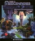 Tegel's Mercenaries DOS Front Cover