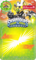 Skylanders: Swap Force - Magna Charge Nintendo 3DS Front Cover