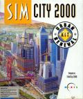 SimCity 2000: Urban Renewal Kit DOS Front Cover