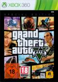Grand Theft Auto V (Special Edition) Xbox 360 Front Cover