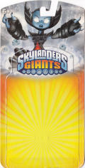 Skylanders Giants: Hex (LightCore) Nintendo 3DS Front Cover
