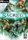 Sacred 3 Windows Front Cover