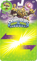 Skylanders: Swap Force - Hoot Loop Nintendo 3DS Front Cover