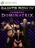 Saints Row IV: Enter the Dominatrix Xbox 360 Front Cover
