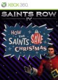 Saints Row IV: How the Saints Save Christmas Xbox 360 Front Cover