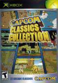 Capcom Classics Collection Xbox Front Cover