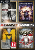 4 Giant Games Windows Front Cover