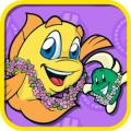 Freddi Fish 3: The Case of the Stolen Conch Shell Android Front Cover