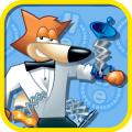 "Spy Fox in ""Dry Cereal"" iPad Front Cover"