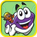 Putt-Putt Enters the Race iPad Front Cover
