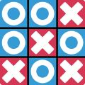 Tic Tac Toe King iPad Front Cover