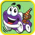 Putt-Putt: Pep's Birthday Surprise Windows Front Cover