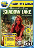 Mystery Case Files: Shadow Lake (Collector's Edition) Windows Front Cover