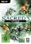 Sacred 3: First Edition Windows Front Cover