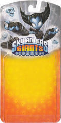 Skylanders Giants: Hex (Series 2) Nintendo 3DS Front Cover