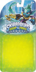 Skylanders: Swap Force - Punk Shock Nintendo 3DS Front Cover