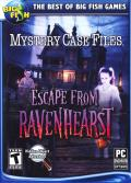 Mystery Case Files: Escape from Ravenhearst Windows Front Cover