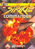 Strike Commander: CD-ROM Edition DOS Front Cover