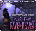 Mystery Case Files: Escape from Ravenhearst (Collector's Edition) Macintosh Front Cover