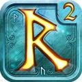Runes of Avalon 2 iPad Front Cover
