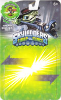 Skylanders: Swap Force - Rattle Shake Nintendo 3DS Front Cover