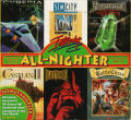 Interplay All-Nighter: Anthology No. 2 DOS Front Cover