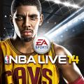 NBA Live 14 PlayStation 4 Front Cover