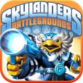 Skylanders: Battlegrounds iPad Front Cover