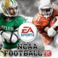 NCAA Football 13 PlayStation 3 Front Cover