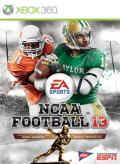 NCAA Football 13 Xbox 360 Front Cover