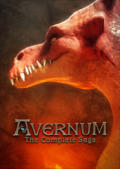 Avernum: The Complete Saga Macintosh Front Cover