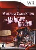 Mystery Case Files: The Malgrave Incident Wii Front Cover