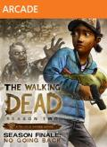 The Walking Dead: Season Two - Episode 5: No Going Back Xbox 360 Front Cover