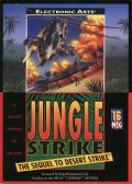 Jungle Strike Genesis Front Cover