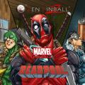 Pinball FX2: Deadpool PlayStation 3 Front Cover