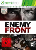 Enemy Front (Limited Edition) Xbox 360 Front Cover