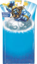 Skylanders: Spyro's Adventure - Lightning Rod Macintosh Front Cover
