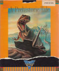 A Prehistoric Tale Atari ST Front Cover