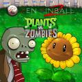 Pinball FX2: Plants vs. Zombies PlayStation 3 Front Cover