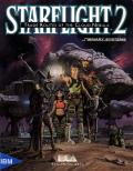 Starflight 2: Trade Routes of the Cloud Nebula DOS Front Cover