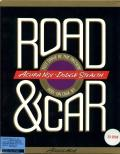 Road & Car: Test Drive III - The Passion: Add-On Disk #1 DOS Front Cover
