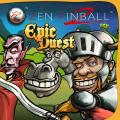 Pinball FX2: Epic Quest PlayStation 3 Front Cover