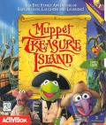 Muppet Treasure Island Windows Front Cover