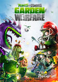 Plants vs. Zombies: Garden Warfare Windows Front Cover