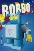 Robbo Commodore 64 Front Cover