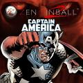 Pinball FX2: Captain America PlayStation 3 Front Cover