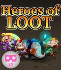 Heroes of Loot GameStick Front Cover
