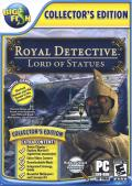 Royal Detective: The Lord of Statues (Collector's Edition) Windows Front Cover